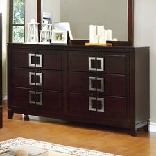 Elsin 6 Drawer Dresser by Latitude Run