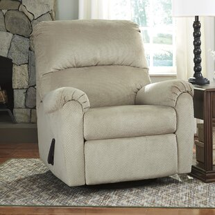 Krystn Manual Swivel Recliner by Red Barrel Studio