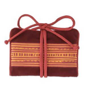 Reviews Precious Hill Tribe Cotton Blend Jewelry Travel Case ByWorld Menagerie