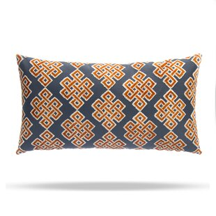 Odonnell Square Cotton Lumbar Pillow