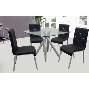Emerystone Side Chair (Set Of 4)