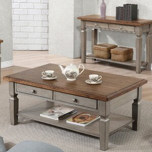 Murtaugh Coffee Table by August Grove