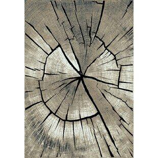 Leigh Oak Tree Taupe Area Rug