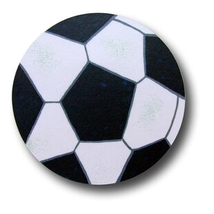 Handpainted Ball Novelty Knob