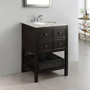 Compare & Buy Burnaby 25 Single Bathroom Vanity Set BySimpli Home