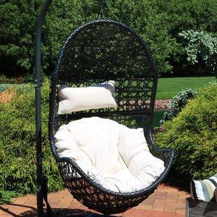 Bayou Breeze Hand Hanging Egg Chair Hammock