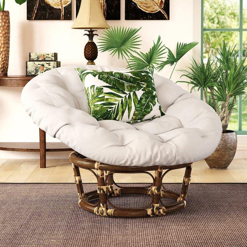 Angustain Papasan Chair & Andover Mills Angustain Papasan Chair u0026 Reviews | Wayfair