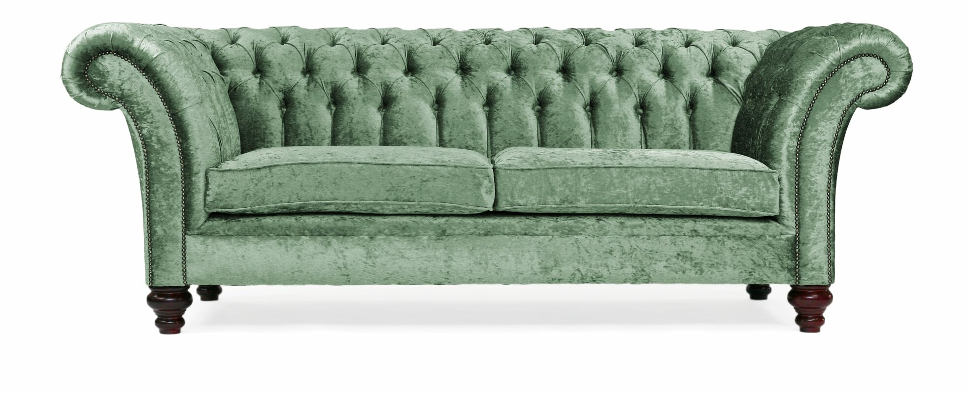 Milano 2 Seater Chesterfield Sofa