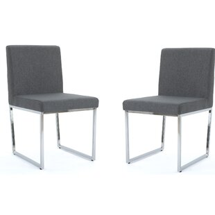 Saniveieri Upholstered Dining Chair (Set ..