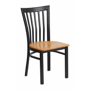 Winston Porter Bevilacqua Ladder Dining Chair