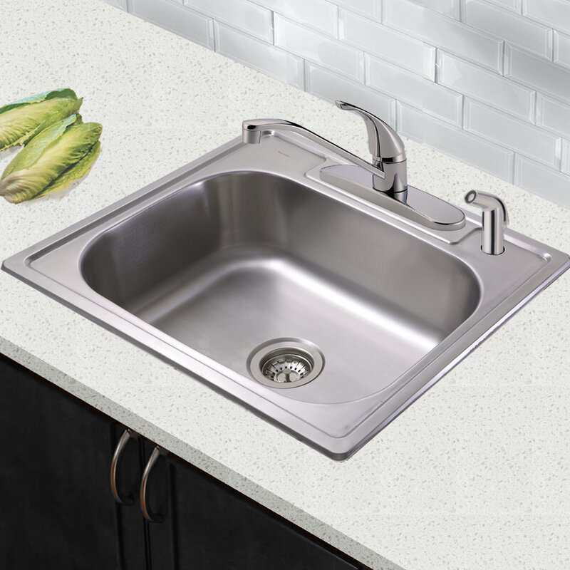 Nantucket Sinks Madaket 25 L X 22 W