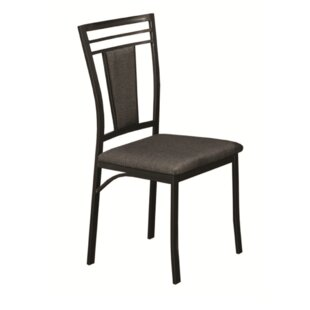 Gino Dining Chair (Set of 4) Red Barrel Studio