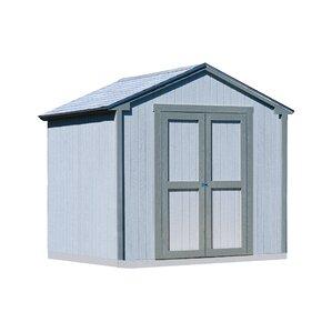 Garden Sheds 7 X 9 wood storage sheds you'll love | wayfair