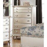 Desaree Wooden 6 Drawer Chest by House of Hampton