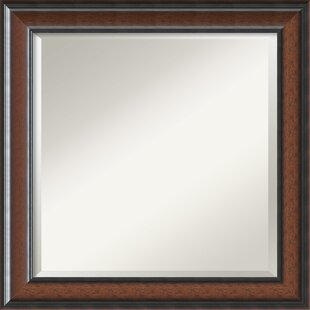 Darby Home Co Halcott Square Wall Mirror