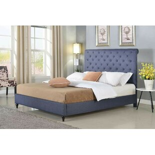 Bluefield Upholstered Platform Bed