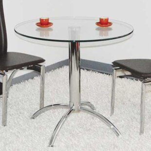 Hoskins Dining Table by Orren Ellis Top Reviews