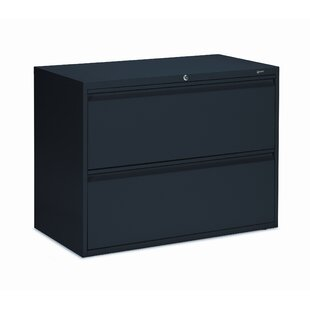 Global Total Office 1900P Series 2-Drawer File