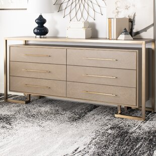 Steyning 6 Drawer Double Dresser