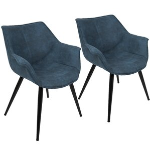 Shiloh Arm Chair (Set of 2) by Langley..
