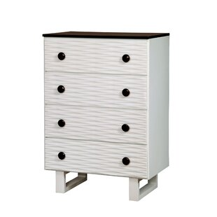 Price Check Nita 4 Drawer Chest by Viv + Rae Reviews (2019) & Buyer's Guide