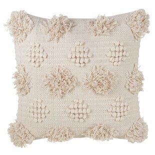 Pelham Moroccan Tufted Cotton Throw Pillow