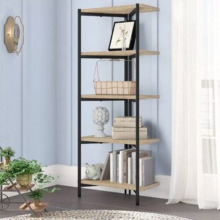 Bronson Etagere Bookcase