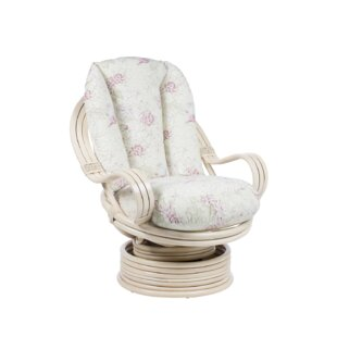 Freese Swivel Armchair By Beachcrest Home
