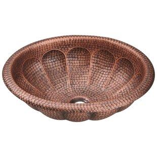 MR Direct Copper Oval Vess..