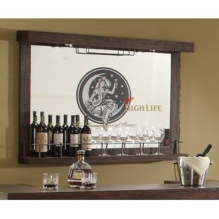 Miller High Life Wall Bar by ECI Furniture