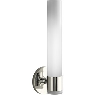 Tribal Sconces 1-Light Armed Sconce by Kohler