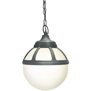 Bologna 1 Light Outdoor Hanging Pendant