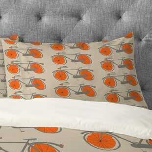 Mummysam Bicycles Pillowcase