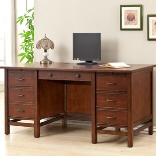 Boonville Executive Desk by DarHome Co No Copoun