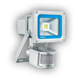 Hoff LED Outdoor Flood Light By Sol 72 Outdoor