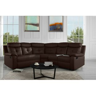 Athakravisoonthorn Reclining Sectional by Red Barrel Studio