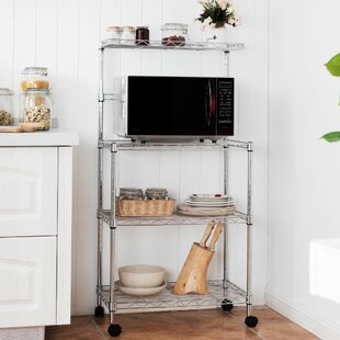 Herbert 3-Tier Metal Baker's Rack