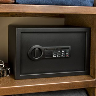 Electronic Lock Security Safe by Stack-On
