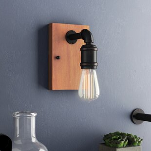 Buying Davidson 1-Light Armed Sconce By Trent Austin Design