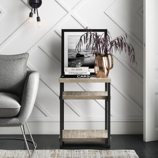 Comet End Table by Mercury..