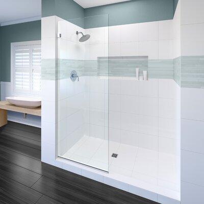 """Basco Celesta 36"""" x 76"""" Frameless Shower Door"""