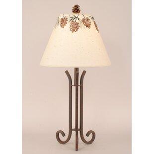 Coast Lamp Mfg. Rustic Living 28.5