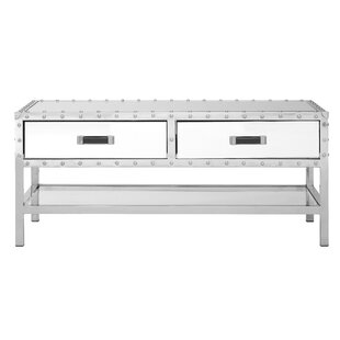 Keaton Coffee Table With Storage By Williston Forge