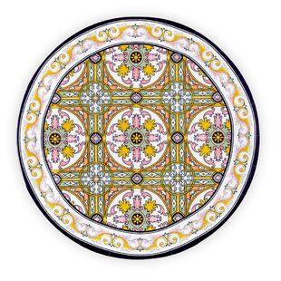 Barns Melamine Dinner Plate (Set of 4)