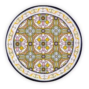 Barns Melamine Dinner Plate (Set of 4)