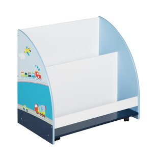 Racing Driver 60cm Book Cart By Roba