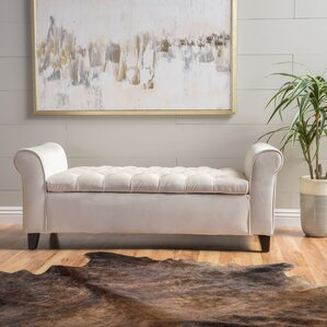 Living Room Ottoman ottomans & poufs | wayfair