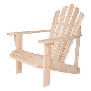 Cordelia Solid Wood Adirondack Chair  sc 1 st  Joss u0026 Main & Adirondack Chairs | Joss u0026 Main