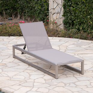 Orren Ellis Shibata Chaise Lounge