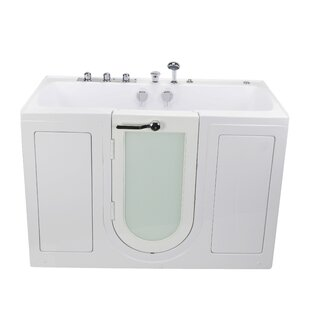 Ella Walk In Baths Tub4Two Hydro Massage 31.75